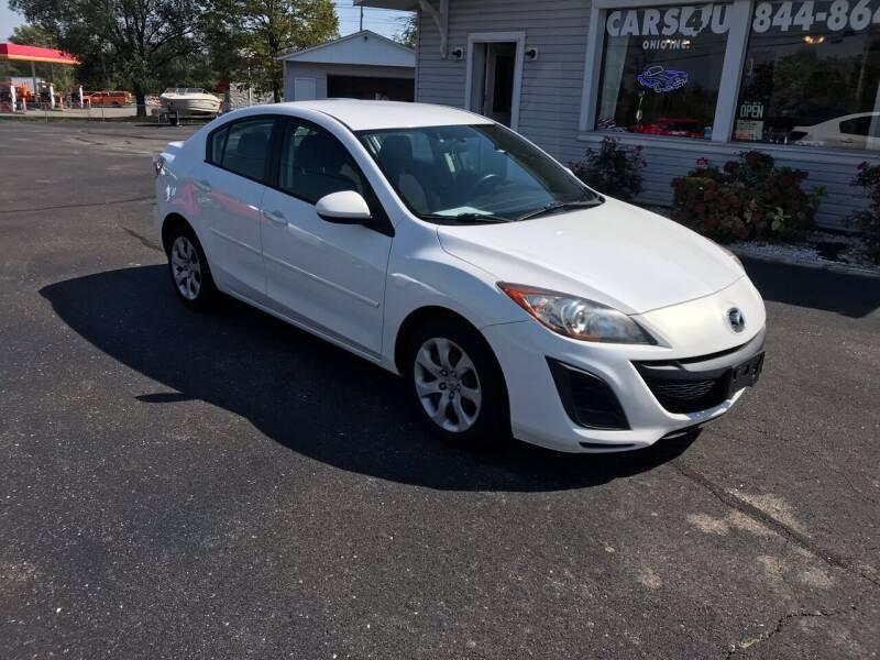2011 Mazda MAZDA3 for sale at Cars 4 U in Liberty Township OH