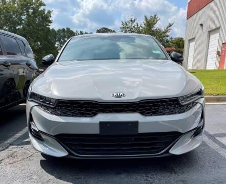 2021 Kia K5 for sale at Luxury Auto Line in Atlanta GA
