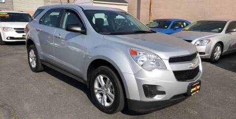 2014 Chevrolet Equinox for sale at Cars 2 Go in Clovis CA