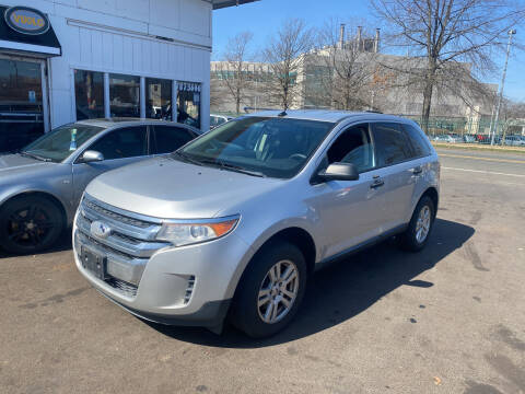 2011 Ford Edge for sale at Vuolo Auto Sales in North Haven CT