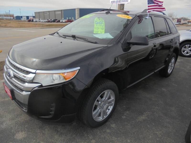 2013 Ford Edge for sale at Century Auto Sales LLC in Appleton WI