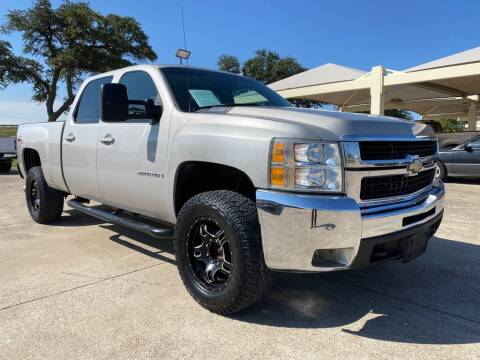 2008 Chevrolet Silverado 2500HD for sale at Thornhill Motor Company in Hudson Oaks, TX