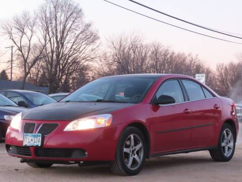2007 Pontiac G6 for sale at Big Man Motors in Farmington MN