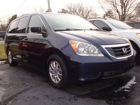 2010 Honda Odyssey for sale at Jay's Auto Sales Inc in Wadsworth OH