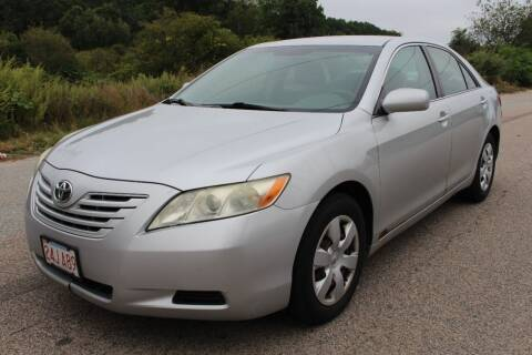 2007 Toyota Camry for sale at Imotobank in Walpole MA