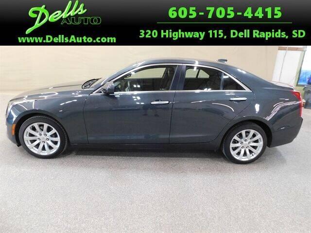 2018 Cadillac ATS for sale at Dells Auto in Dell Rapids SD