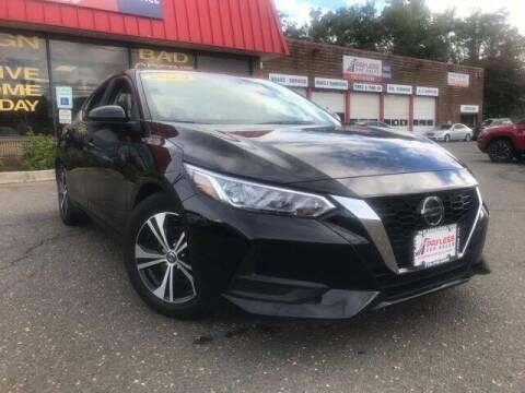2020 Nissan Sentra for sale at Payless Car Sales of Linden in Linden NJ
