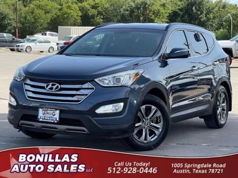 2014 Hyundai Santa Fe Sport for sale at Bonillas Auto Sales in Austin TX