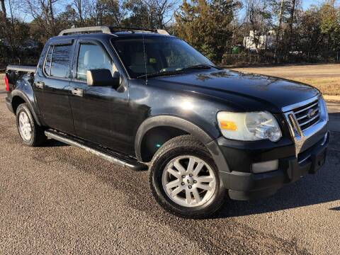 2007 Ford Explorer Sport Trac for sale at The Auto Depot in Raleigh NC