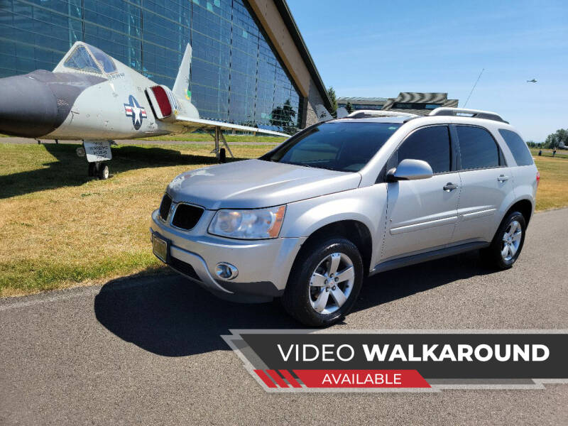 2007 Pontiac Torrent for sale at McMinnville Auto Sales LLC in Mcminnville OR