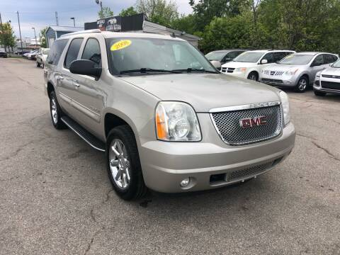 2008 GMC Yukon XL for sale at LexTown Motors in Lexington KY