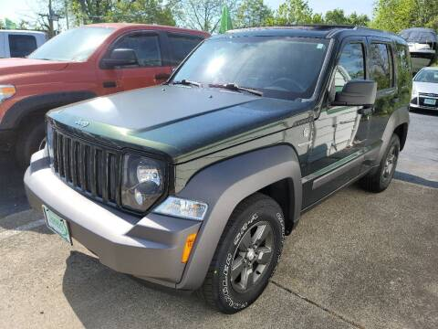 2011 Jeep Liberty for sale at Shaddai Auto Sales in Whitehall OH