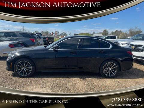 2020 BMW 3 Series for sale at Tim Jackson Automotive in Jonesville LA