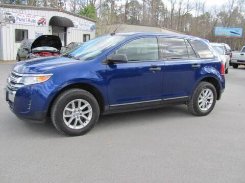 2014 Ford Edge for sale at Pure 1 Auto in New Bern NC