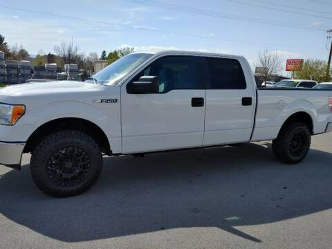 2012 Ford F-150 for sale at Canyon Auto Sales in Orem UT