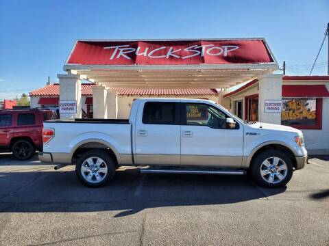 2012 Ford F-150 for sale at TRUCK STOP INC in Tucson AZ
