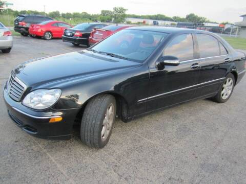 2006 Mercedes-Benz S-Class for sale at Capital Fleet  & Remarketing  Auto Finance in Columbia Heights MN