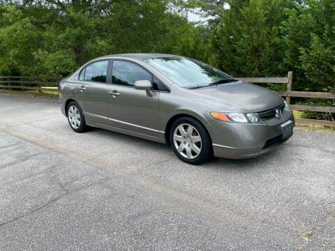 2007 Honda Civic for sale at Front Porch Motors Inc. in Conyers GA