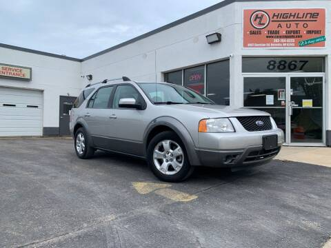2007 Ford Freestyle for sale at HIGHLINE AUTO LLC in Kenosha WI