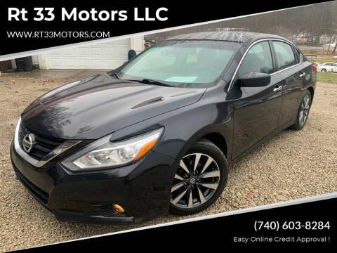2017 Nissan Altima for sale at Rt 33 Motors LLC in Rockbridge OH