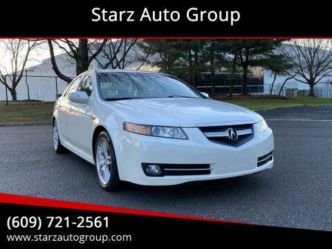 2007 Acura TL for sale at Starz Auto Group in Delran NJ