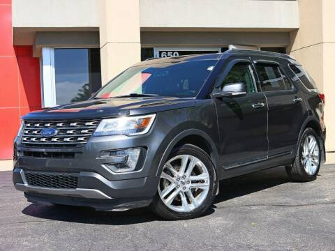2016 Ford Explorer for sale at Schaumburg Pre Driven in Schaumburg IL