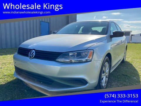 2013 Volkswagen Jetta for sale at Wholesale Kings in Elkhart IN