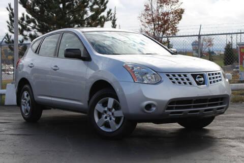 2009 Nissan Rogue for sale at Dan Paroby Auto Sales in Scranton PA