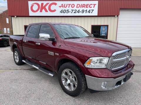 2017 RAM Ram Pickup 1500 for sale at OKC Auto Direct, LLC in Oklahoma City OK