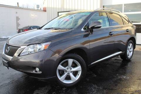 2010 Lexus RX 350 for sale at Platinum Motors LLC in Reynoldsburg OH