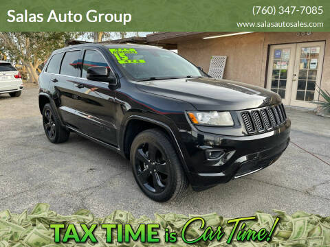 2015 Jeep Grand Cherokee for sale at Salas Auto Group in Indio CA