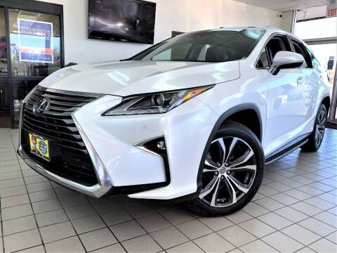 2017 Lexus RX 350 for sale at SAINT CHARLES MOTORCARS in Saint Charles IL