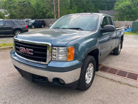 2008 GMC Sierra 1500 for sale at AMA Auto Sales LLC in Ringwood NJ