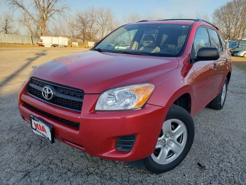 2011 Toyota RAV4 for sale at Flex Auto Sales in Cleveland OH