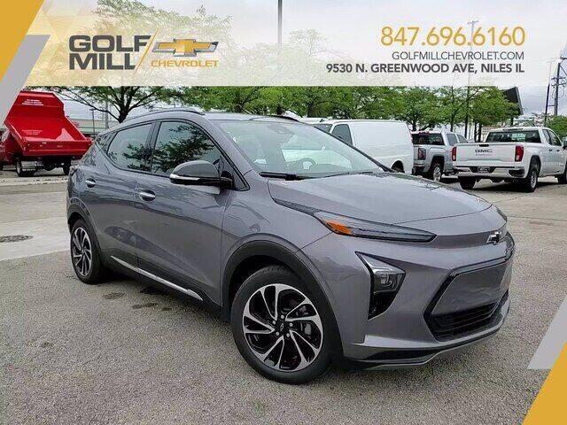 2022 Chevrolet Bolt EUV for sale in Niles, IL