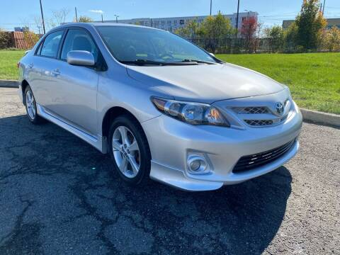 2012 Toyota Corolla for sale at Pristine Auto Group in Bloomfield NJ