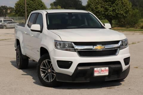 2020 Chevrolet Colorado for sale at Big O Auto LLC in Omaha NE