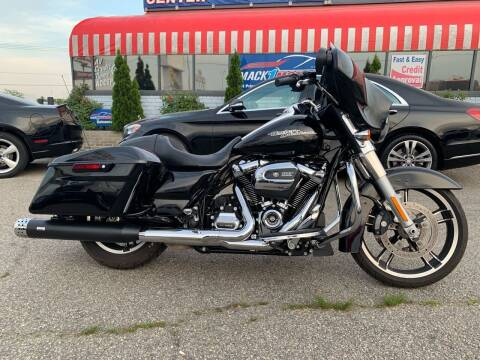 2017 Harley-Davidson Street Glide for sale at Mack 1 Motors in Fredericksburg VA