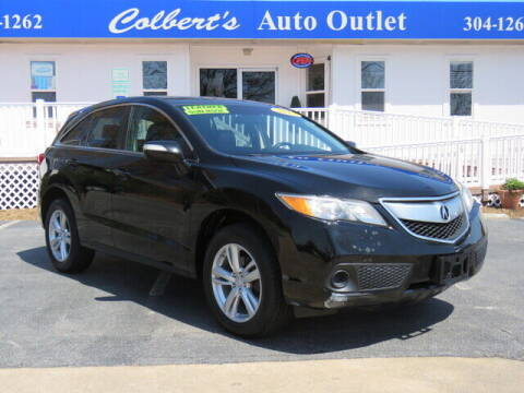 2015 Acura RDX for sale at Colbert's Auto Outlet in Hickory NC