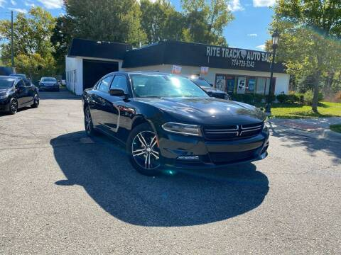 2018 Dodge Charger for sale at Rite Track Auto Sales in Canton MI