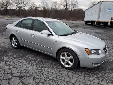 2007 Hyundai Sonata for sale at 518 Auto Sales in Queensbury NY