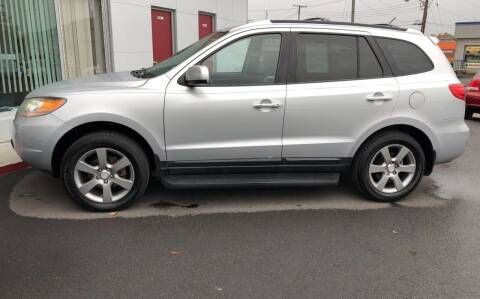 2009 Hyundai Santa Fe for sale at All American Autos in Kingsport TN