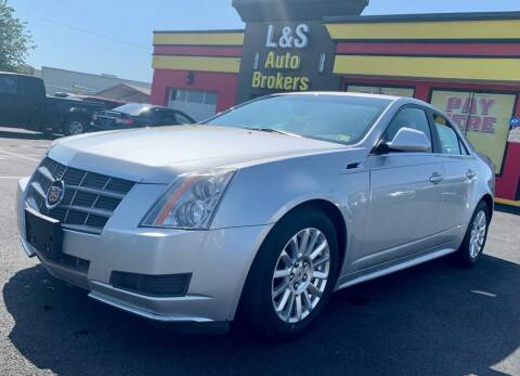 2011 Cadillac CTS for sale at L & S AUTO BROKERS in Fredericksburg VA