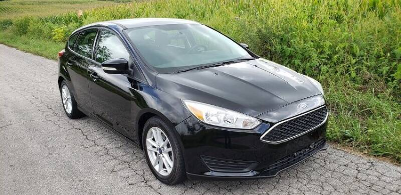 2016 Ford Focus for sale at South Kentucky Auto Sales Inc in Somerset KY