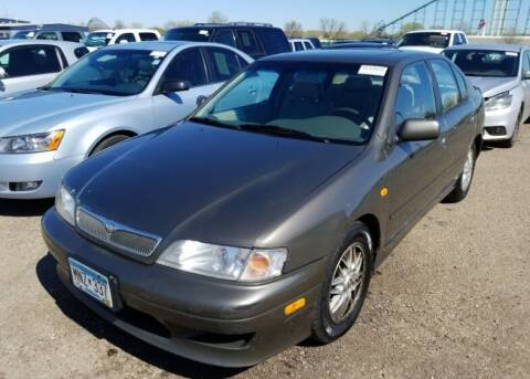 1999 Infiniti G20 for sale at Green Light Auto in Sioux Falls SD