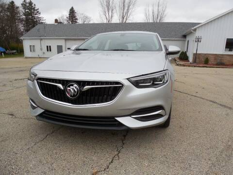 2019 Buick Regal Sportback for sale at Streich Motors Inc in Fox Lake WI