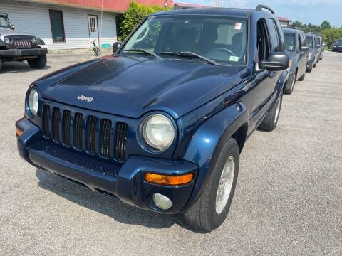 2003 Jeep Liberty for sale at Best Buy Auto Sales in Murphysboro IL