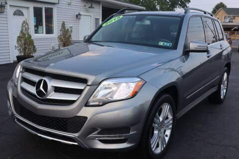2015 Mercedes-Benz GLK for sale at Randal Auto Sales in Eastampton NJ