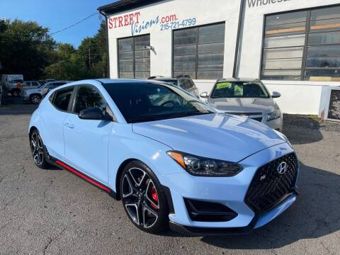 2020 Hyundai Veloster N for sale at Street Visions in Telford PA