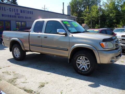 2003 Toyota Tundra for sale at Weigman's Auto Sales in Milwaukee WI